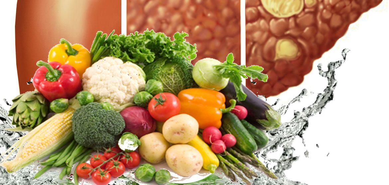 Fructe care ajuta ficatul